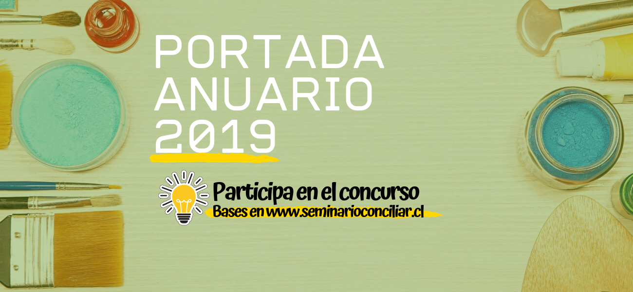 CONCURSO DIBUJO PORTADA ANUARIO 2019