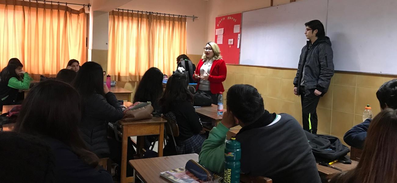 Ex estudiantes seminaristas protagonizaron Semana Vocacional