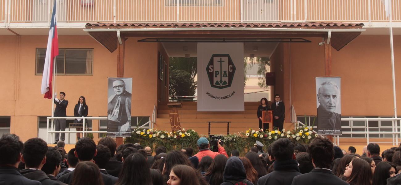 Colegio Seminario Conciliar celebra 170 años de historia educativa