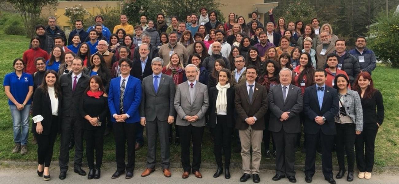 Docentes de nuestro Colegio participan en la «IV Cumbre de la Red Chilena de Educación y Difusión de la Astronomía»