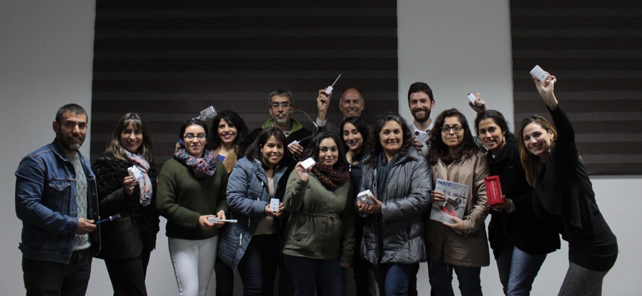 """Celestron dictó taller: """"Solución Integral para la Enseñanza en Ciencias Escolares"""""""