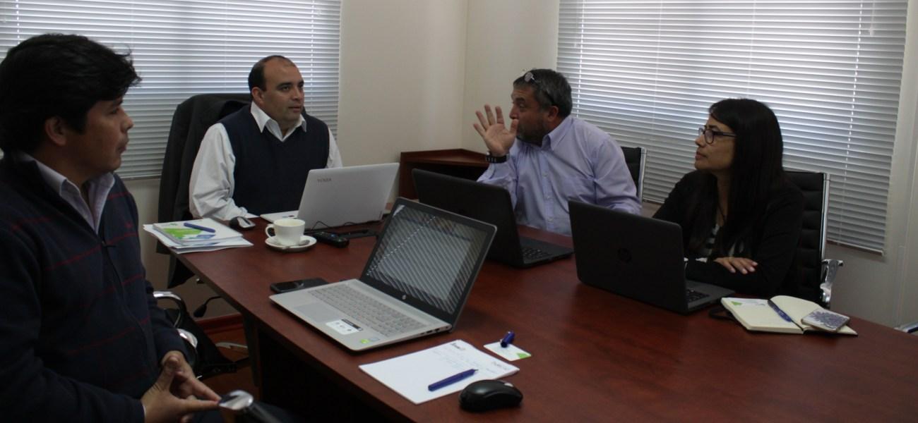 Fundación Educacional Seminario Conciliar participa en jornada de capacitación