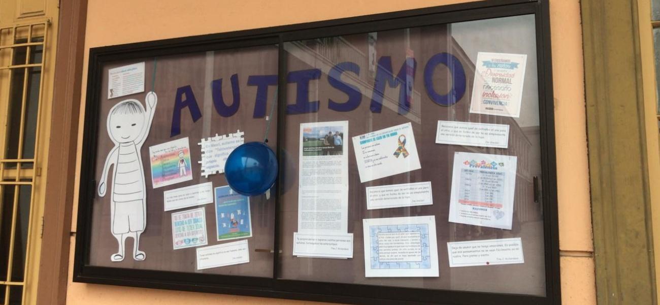 Colegio conmemora Día Mundial de Concienciación del Autismo