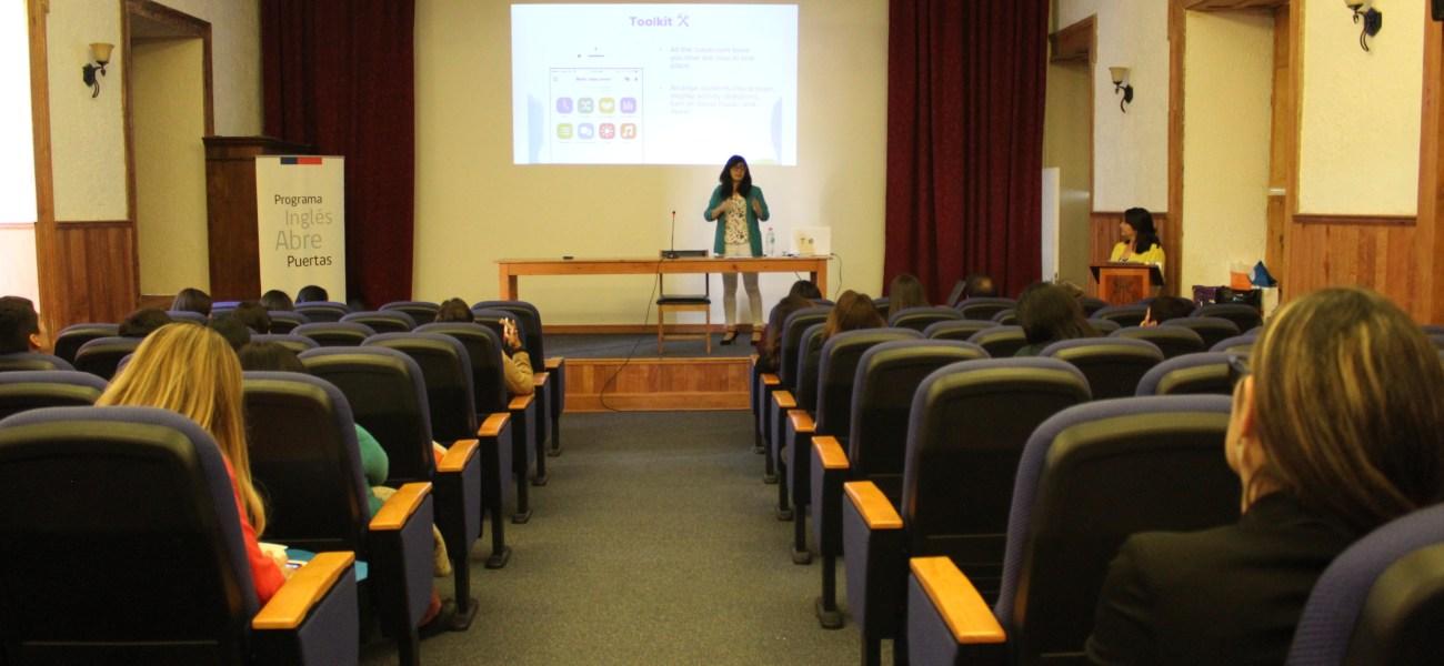 Colegio es sede de encuentro de Mastersnet La Serena