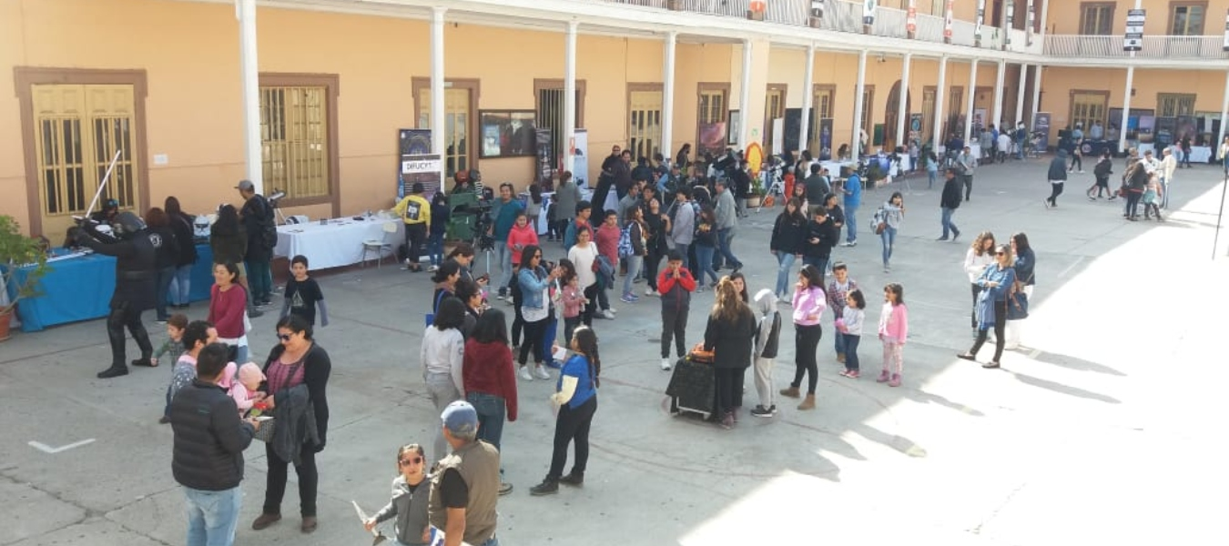 AstroDay 2019: Encuentro familiar astronómico