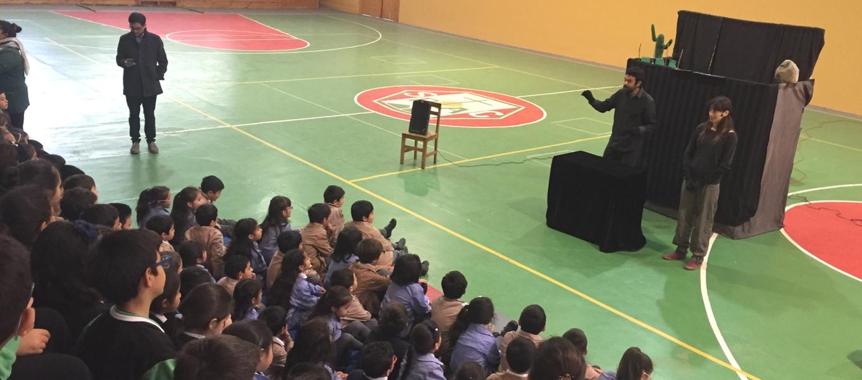 Colegio realiza diversas actividades en marco del Día de la Convivencia Escolar