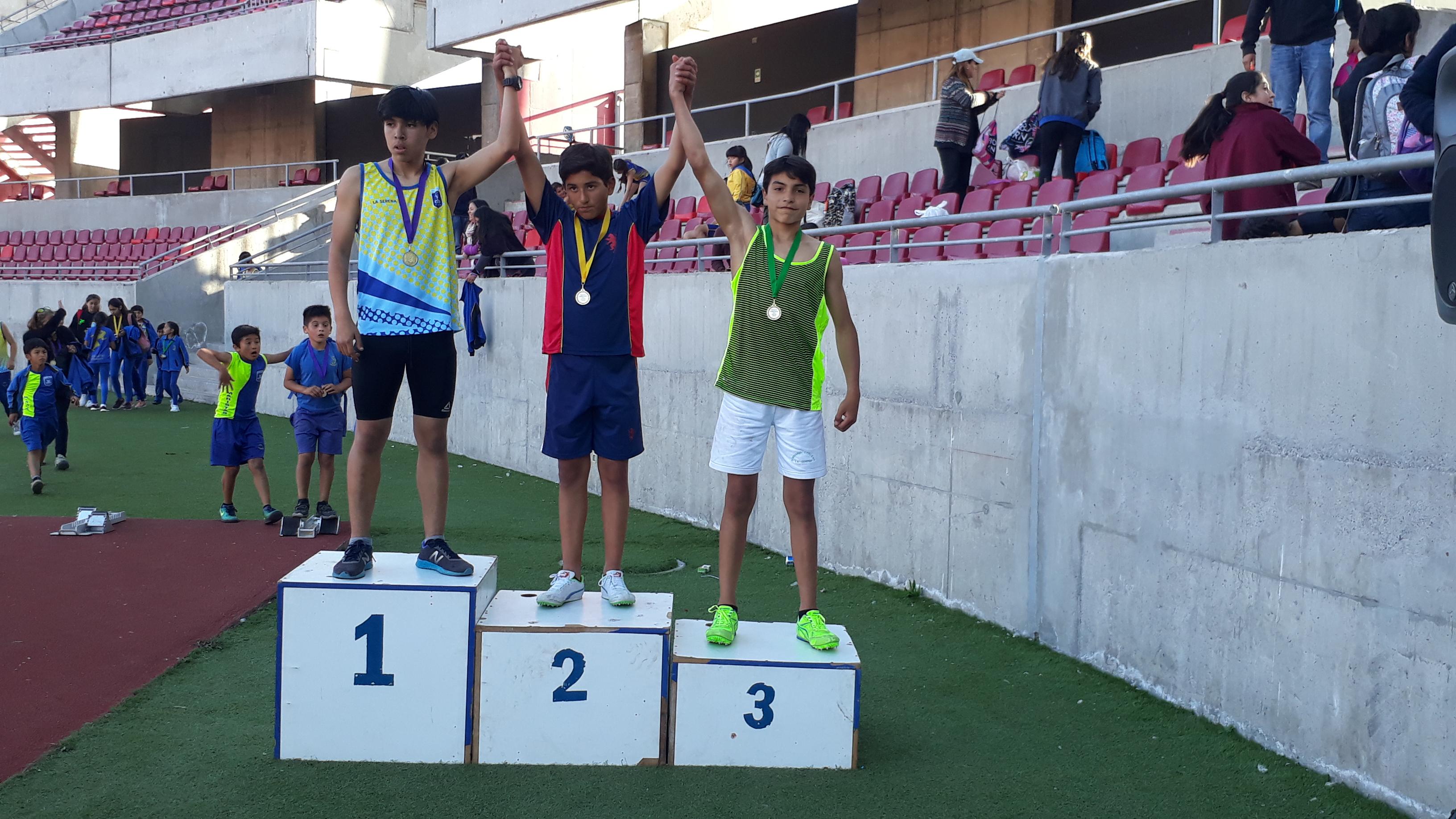 Colegio destaca en Campeonato Copa Colegio Inglés