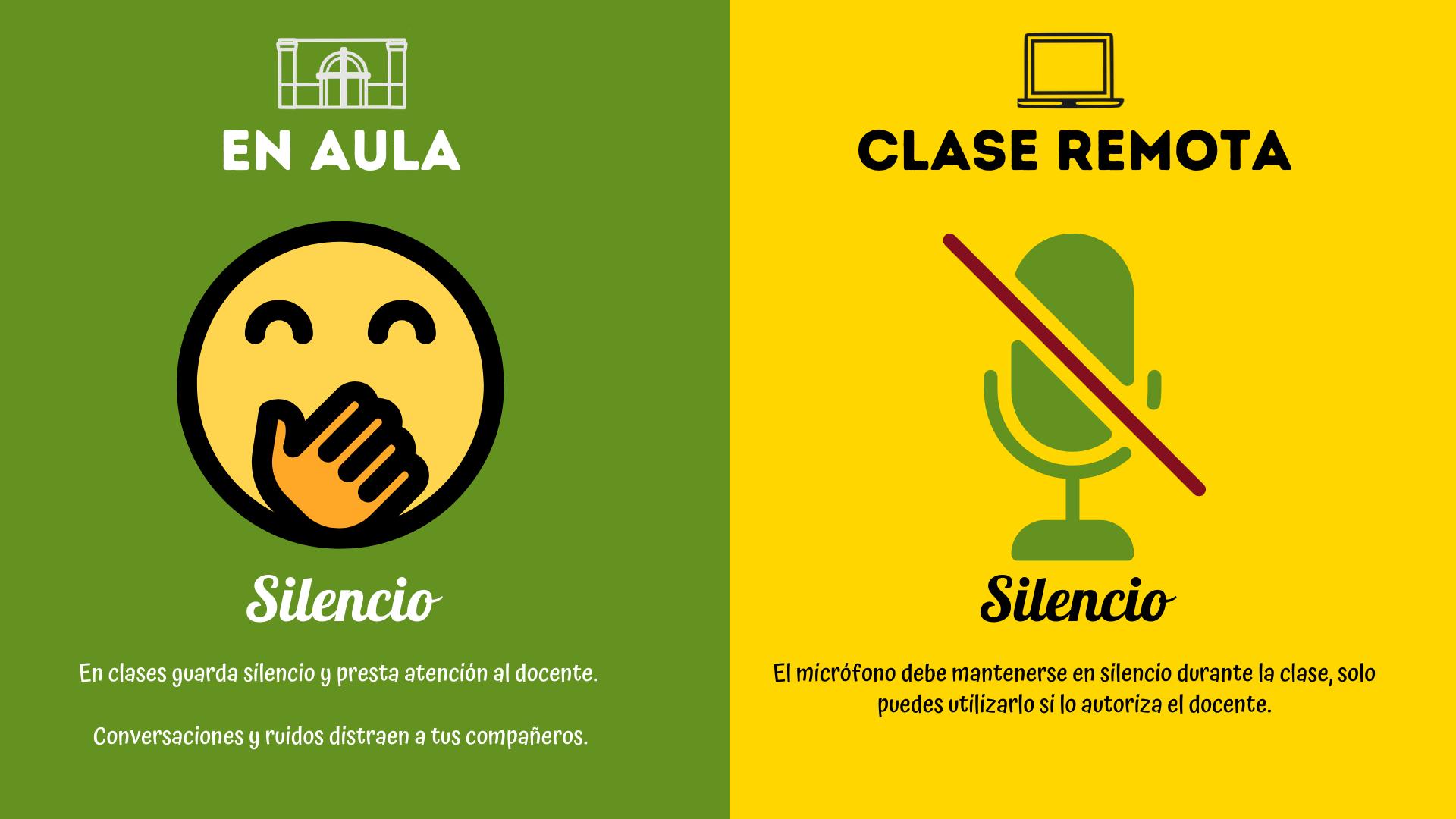 SIMILITUDES DEL AULA Y LA CLASE REMOTA