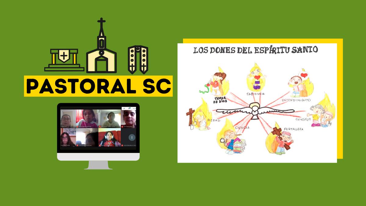 PRIMER ENCUENTRO REMOTO INFANCIA MISIONERA Y LEGIÓN DE MARÍA