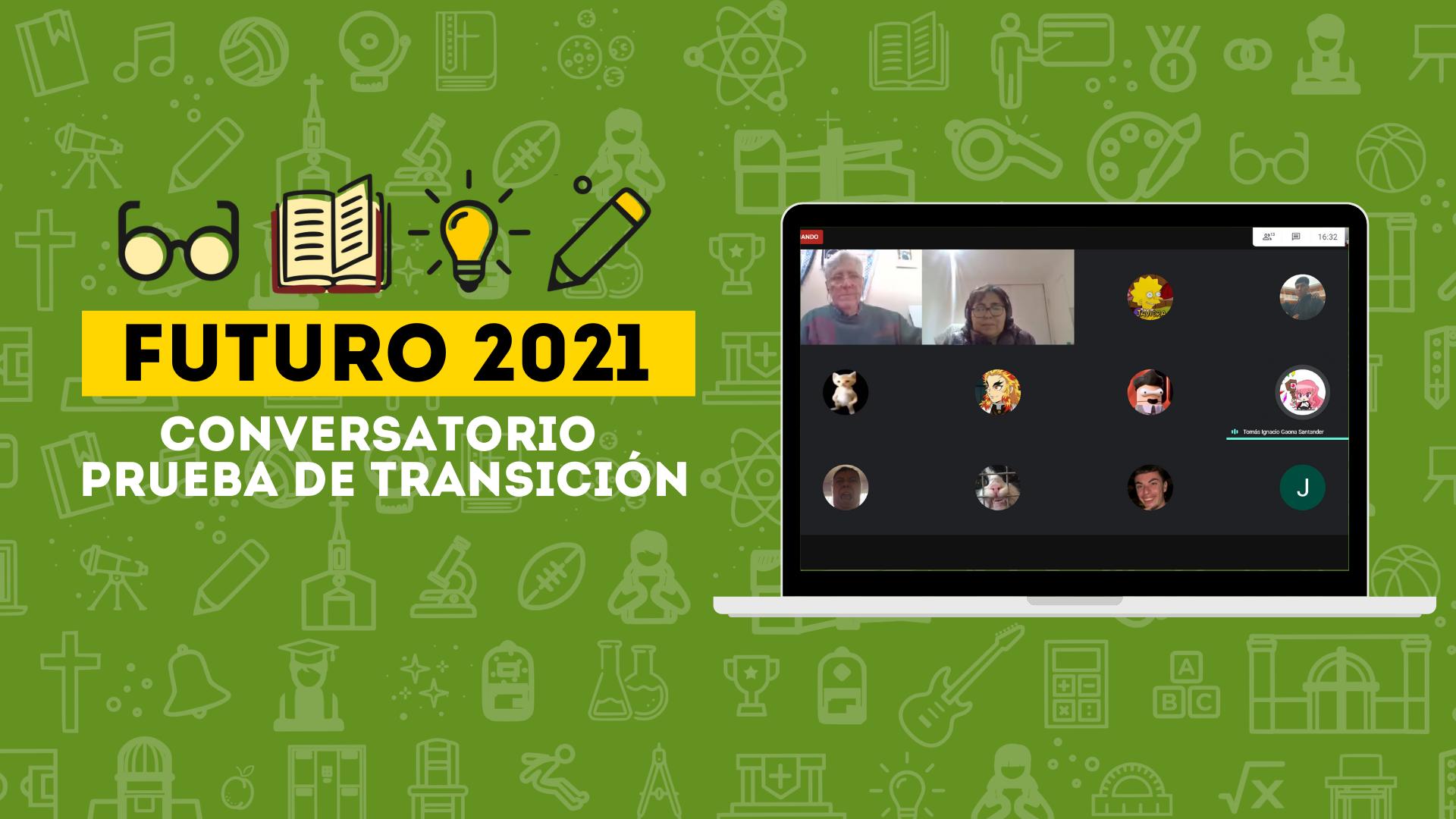 COLEGIO REALIZA CONVERSATORIO DE ORIENTACIÓN SOBRE PRUEBA DE TRANSICIÓN UNIVERSITARIA (PTU)