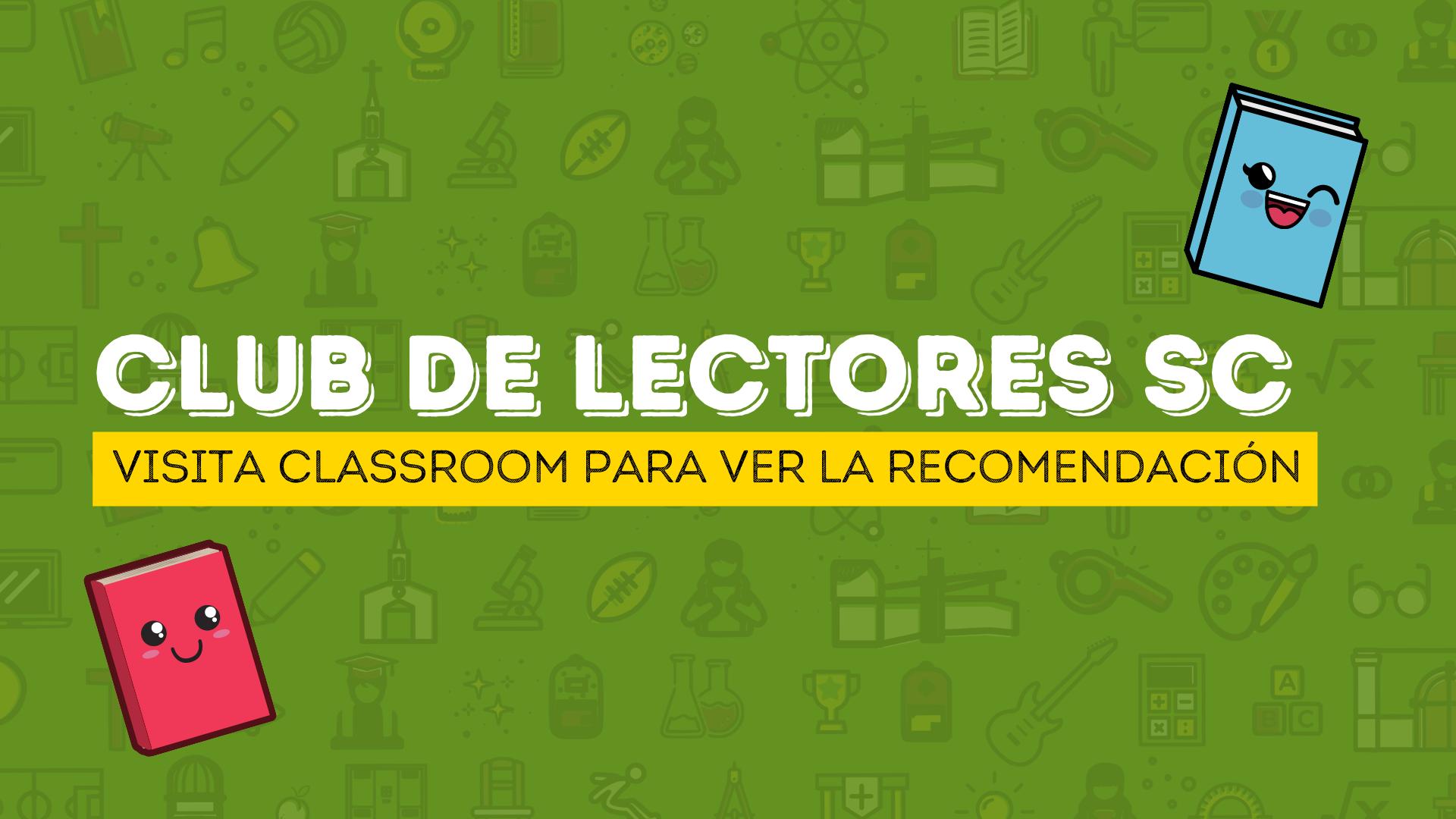 CLUB DE LECTORES REALIZARÁ PRIMERA JORNADA DE CONVERSACIÓN