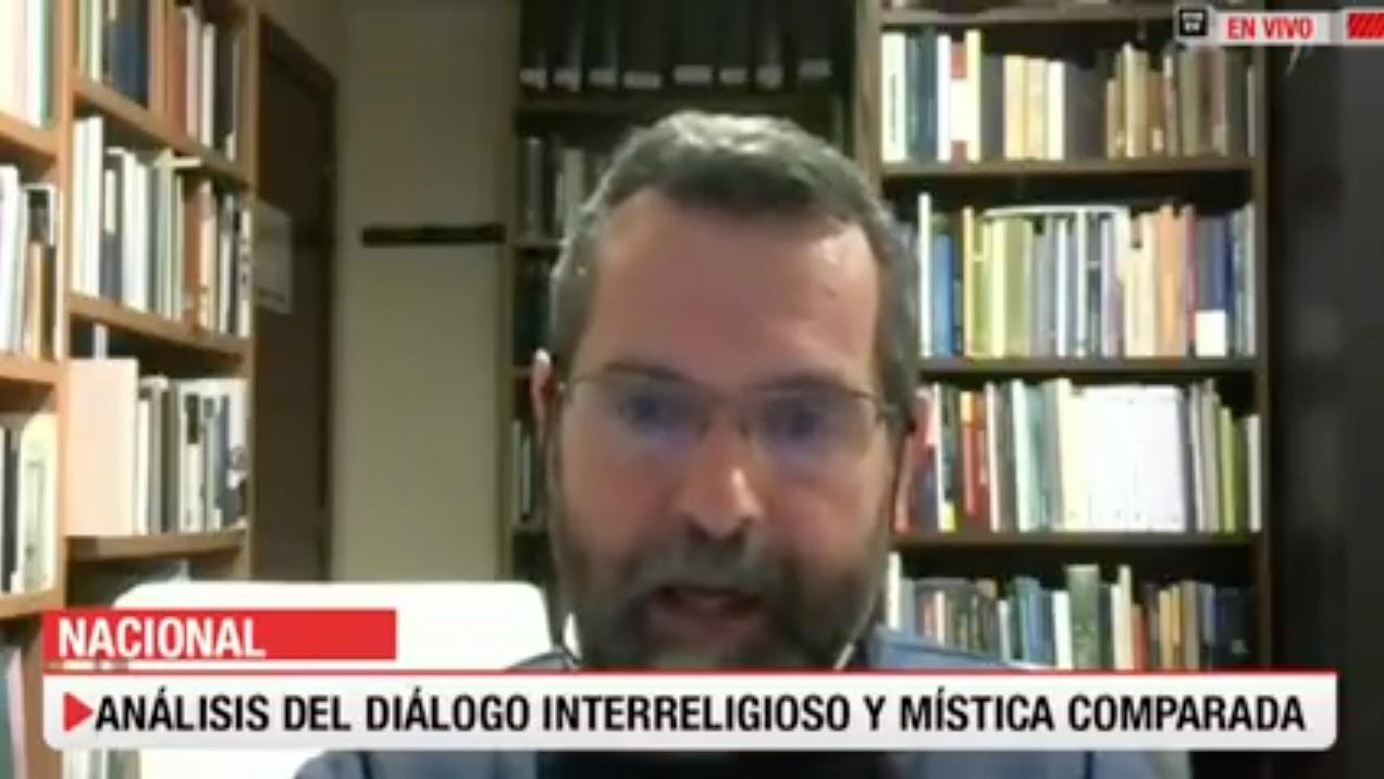 Javier Melloni: «Identidad, diálogo interreligioso y mística comparada»