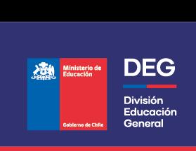 MINISTERIO DE EDUCACIÓN EMITE ORD.109