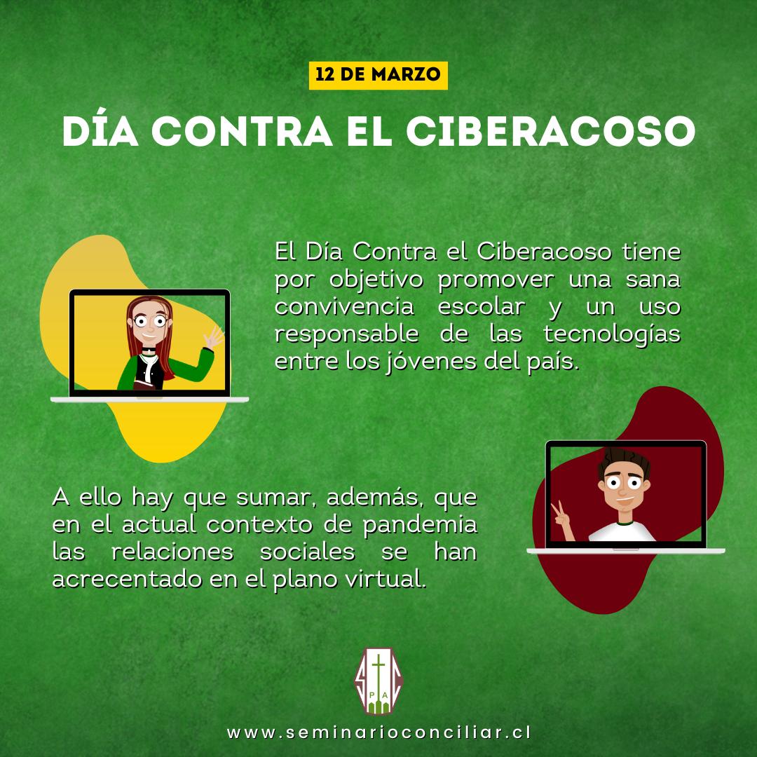 DÍA CONTRA EL CIBERACOSO