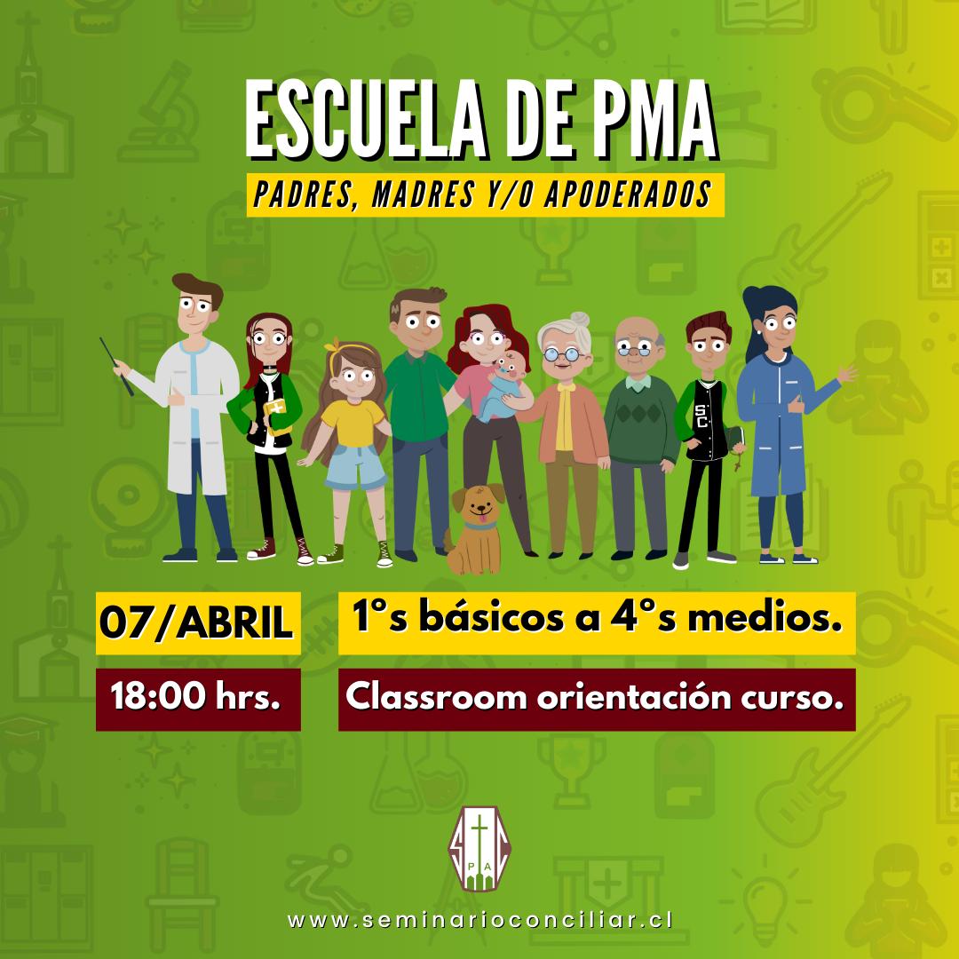 ESCUELA DE PMA