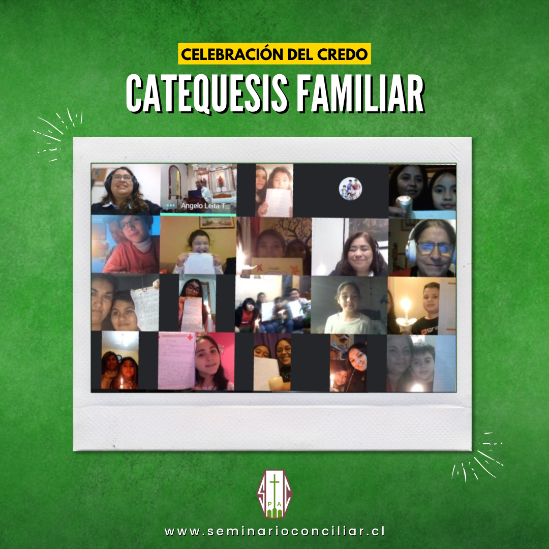 Celebración del Credo de la Catequesis Familiar