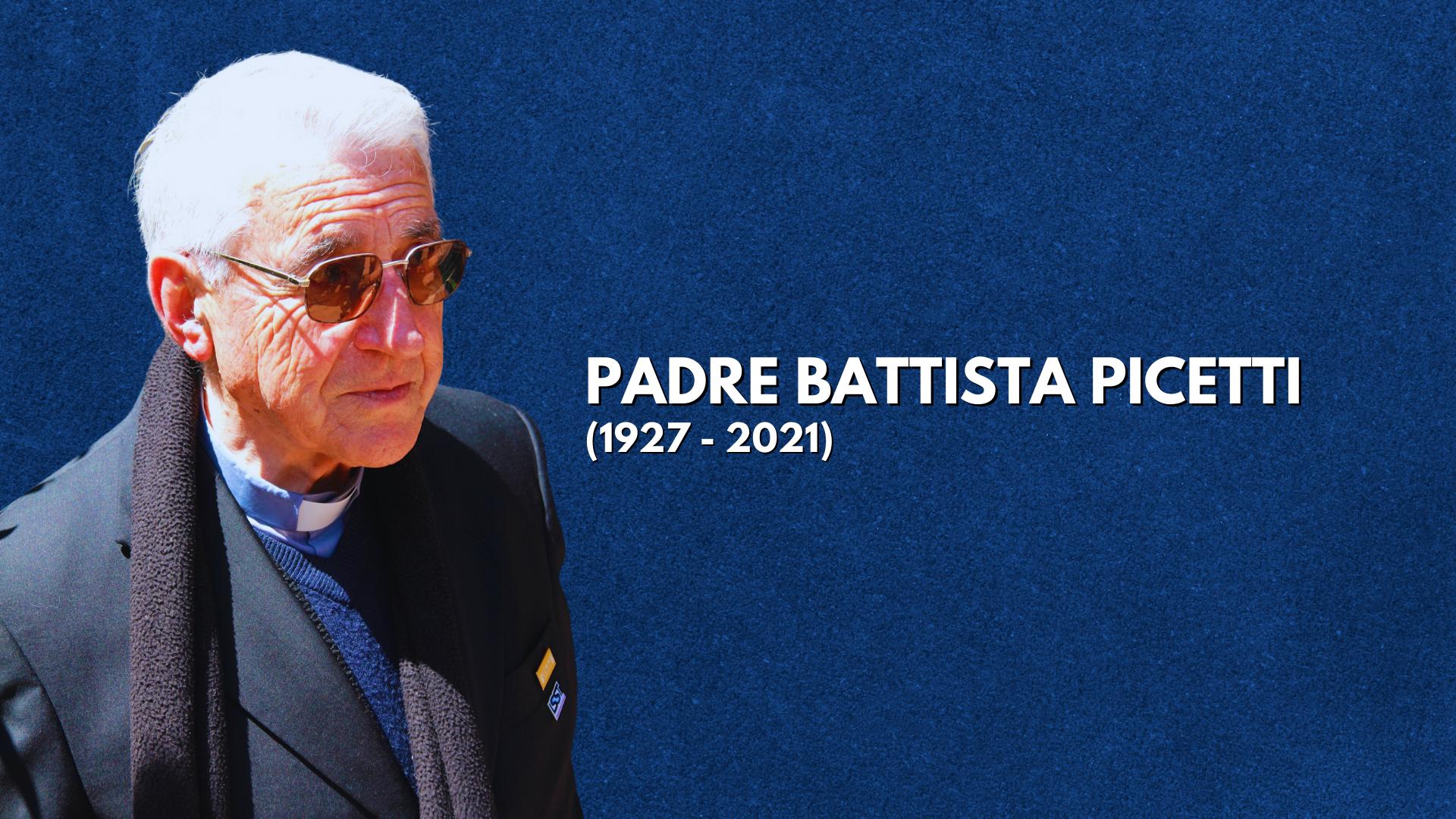 Condolencias Padre Battista Picetti Serughetti