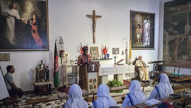 Giovanni Scalese, el único sacerdote en Afganistán con la última oveja