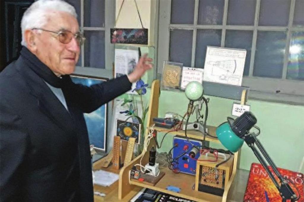 Vite donate. Morto di Covid a 94 anni Battista Picetti, missionario e astronomo