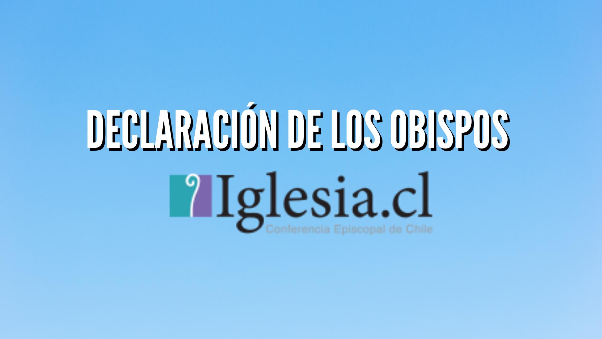 Declaración de los obispos ante la violencia contra los inmigrantes en Iquique